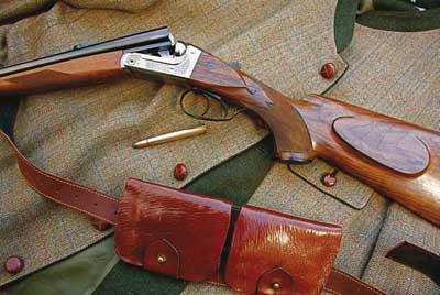Rifle yustapuesto AYA LM