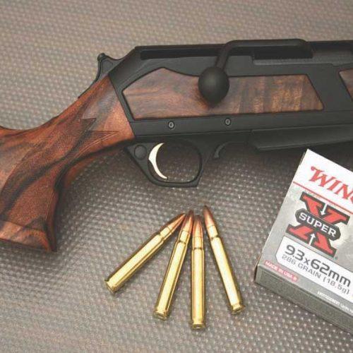 Probamos el rifle Browning Maral, más rápido e intuitivo