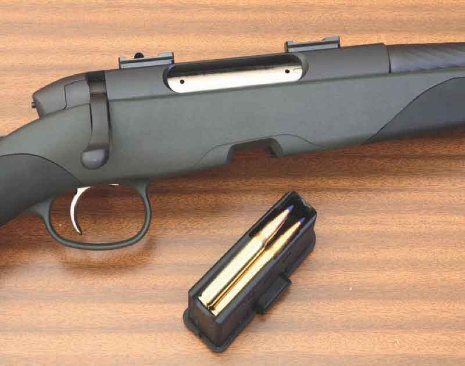 Prueba del rifle Mannlicher CL II SX Light