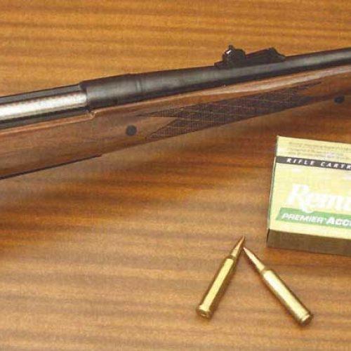 Historia de un rifle excepcional Remington modelo 700