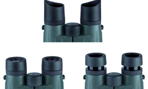 Nuevos prismáticos Kahles K 8×32 Loden