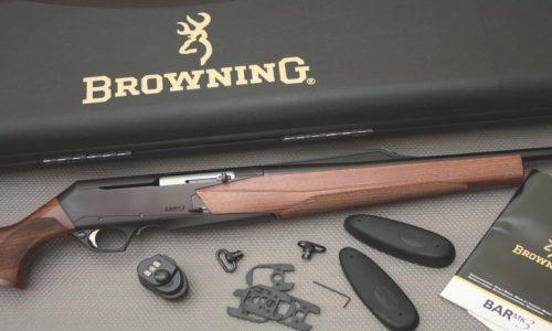 Browning mejora el  rifle más famoso del mundo, nuevo Bar MK3