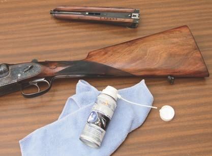 Lubricante ceramico Fluna Gun Coating