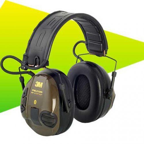 Sorteo de tres cascos electrónicos 3M Peltor SportTac