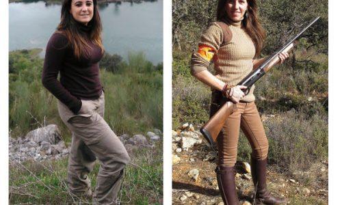 Entrevista a Ana Belén Marmolejo y Rocío de Andrés cazadoras y blogueras