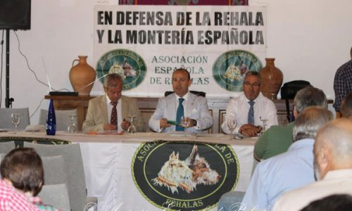 Celebrada la Asamblea Anual de la Asociación Española de Rehalas