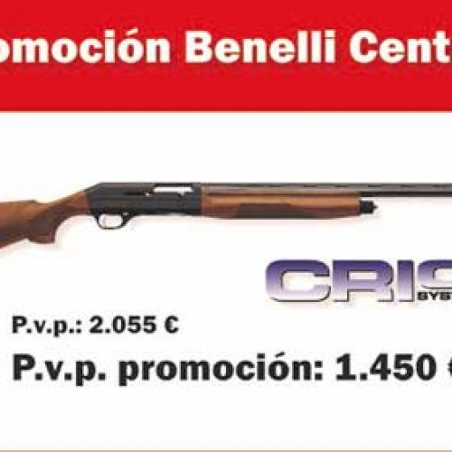Promoción Benelli Centro