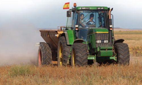 La agricultura mata la caza