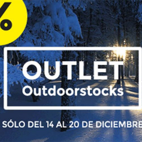 Outdoorstocks repite Outlet en Madrid estas Navidades
