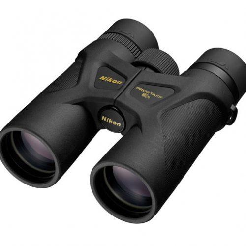 Nuevos binoculares PROSTAFF 3S, resistentes al agua y de gran calidad