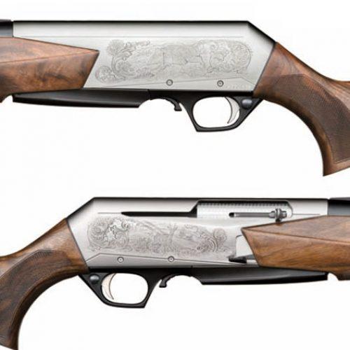 Prueba del nuevo rifle BAR MK3 de Browning
