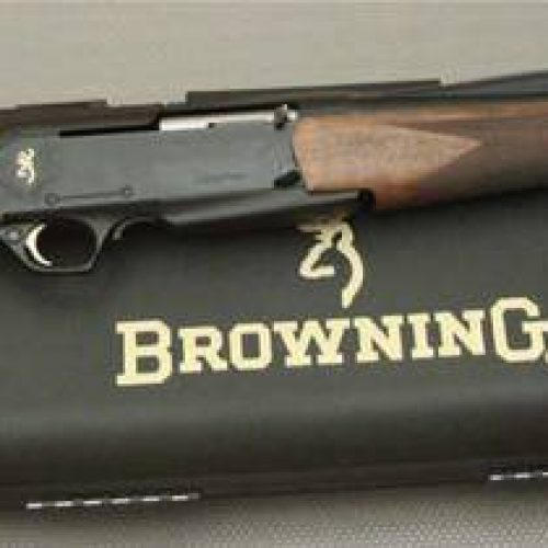 Rifle Semiautomático Browning Bar Longtrac Hunter Nero Fluted