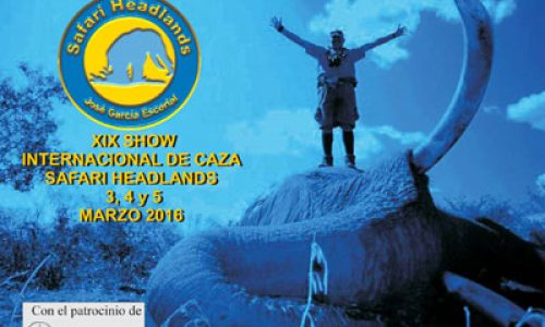 XIX Show internacional de caza Safari Headlands