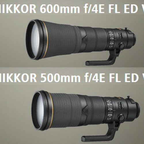 Nikon presenta dos nuevos superteleobjetivos de nivel profesional