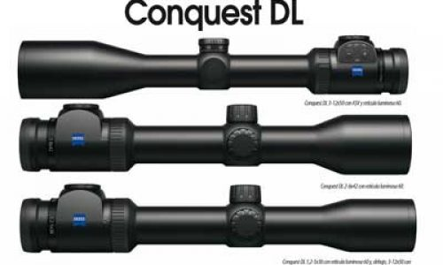 Nueva Gama de visores Zeiss Conquest DL