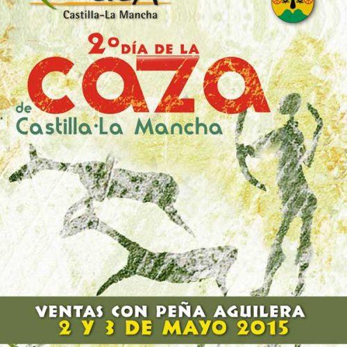 """JUVENEX prensente en el """"II Día de la Caza de Castilla-La Mancha"""""""
