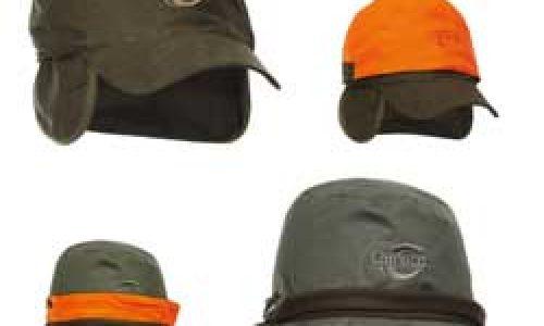 Visera y sombrero de caza de chiruca® para La lluvia y el frio