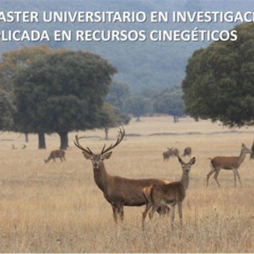 Máster Universitario en Investigación Básica y Aplicada en Recursos Cinegéticos