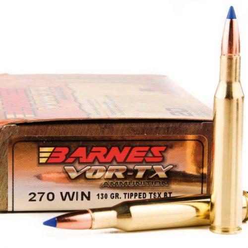 Cartucho 270 Winchester