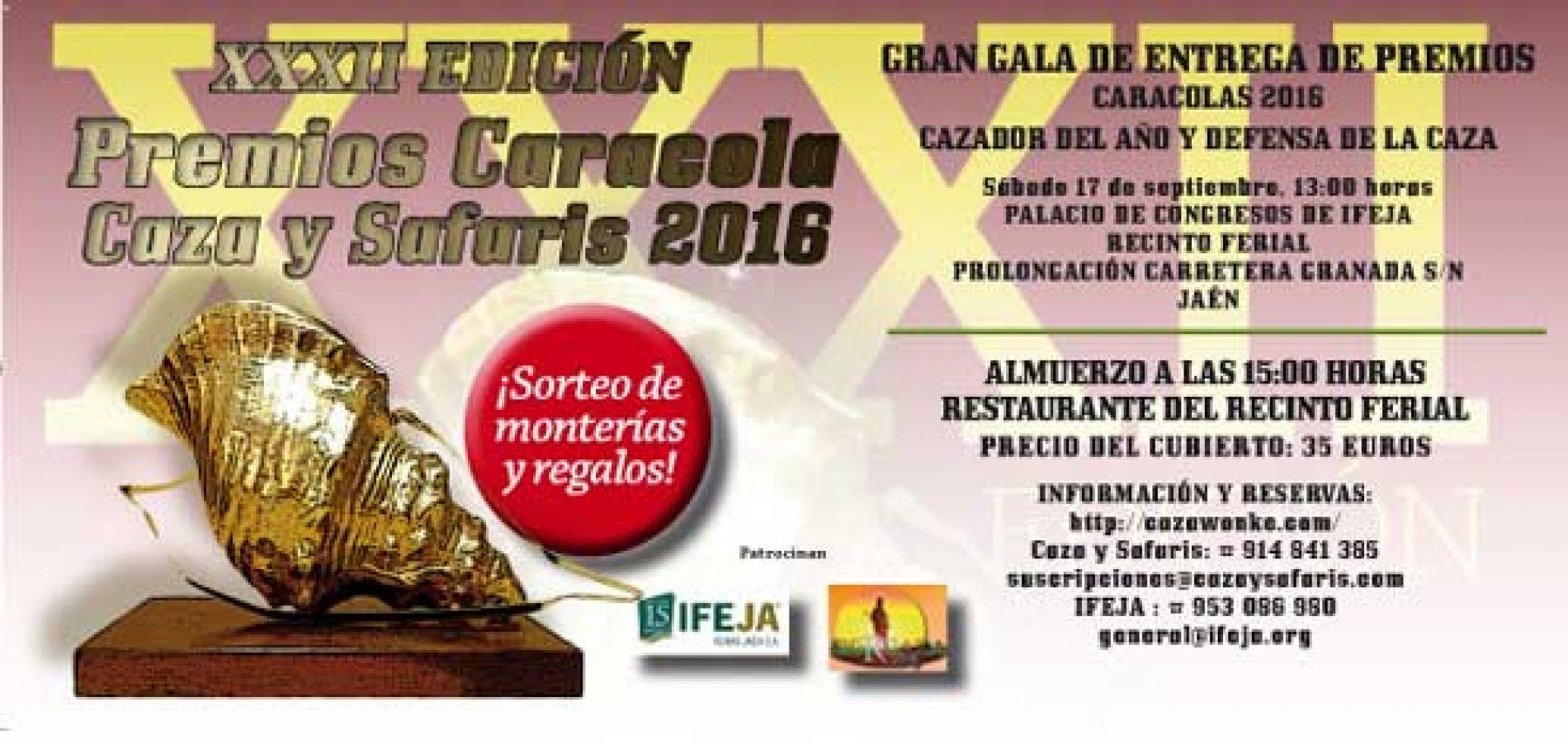 La Asociación Española de Rehalas premiada con la Caracola de oro honorífica