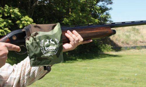 Caza-vainas Recovain para caza al salto y puesto fijo