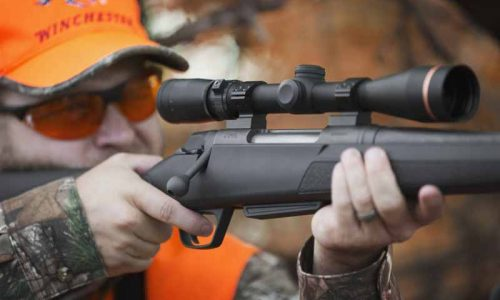 Prueba del rifle de cerrojo Winchester XPR