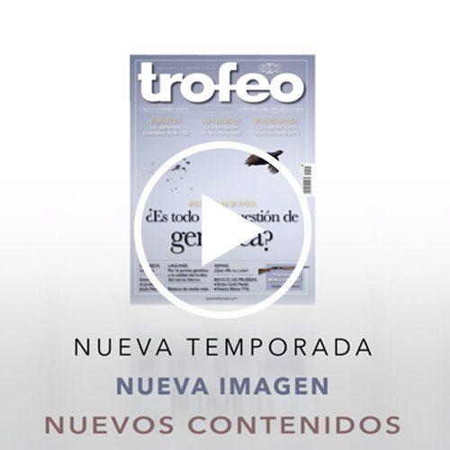 Revista Trofeo Caza Octubre