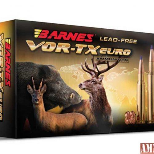 La nueva gama de munición BARNES ya está en España