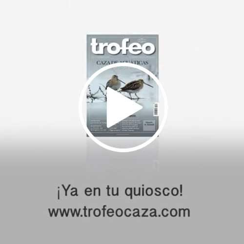 Revista Trofeo Caza de febrero