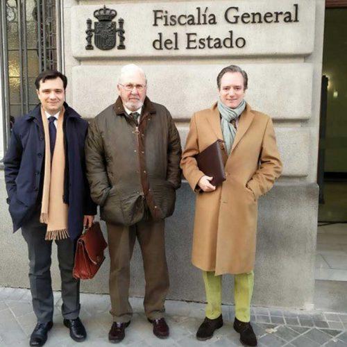 La FGE colaborará con la ONC para frenar los ataques en RRSS a cazadores