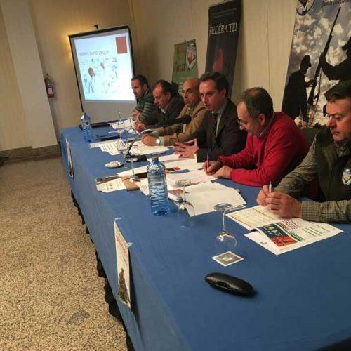El presidente de FEDEXCAZA presenta un proyecto innovador