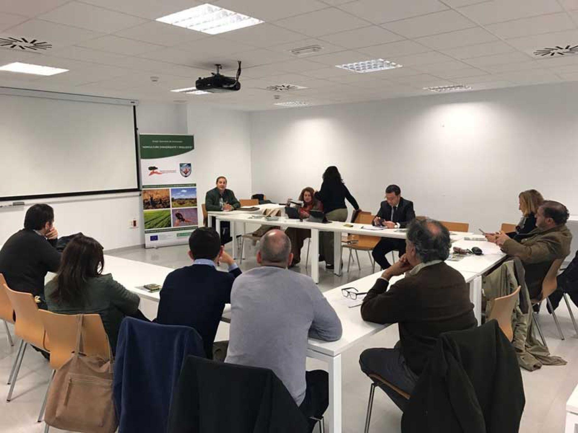 'Agricultura Convergente y Resiliente' implantará en Extremadura nuevas prácticas cinegéticas