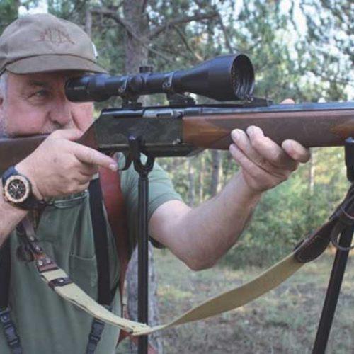 Montería Stick, el apoyo de caza para montería y rececho