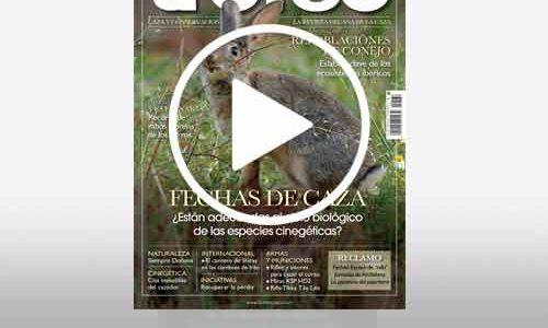 Revista Trofeo Caza de mayo