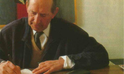 Miguel Delibes, profeta de libro