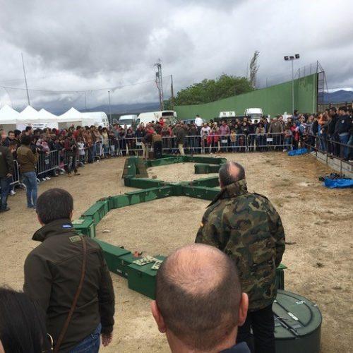 FEDEXCAZA celebra en Ahigal el IV Día del Cazador Extremeño