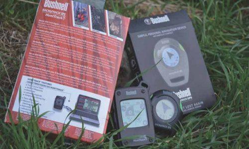 GPS Bushnell Back Track y Back Track Hunt Track