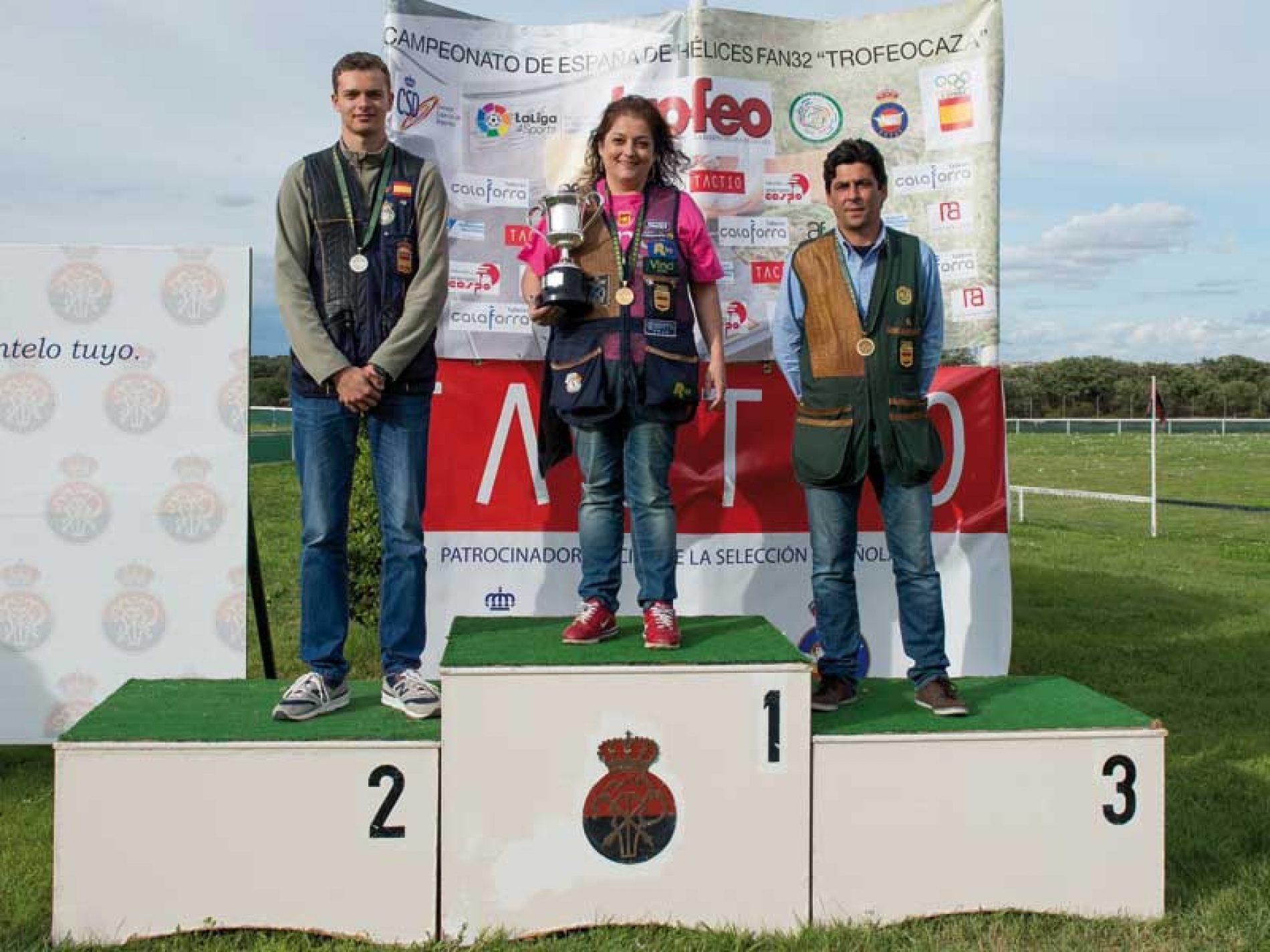 Campeonato de España de Hélices en Somontes, Madrid