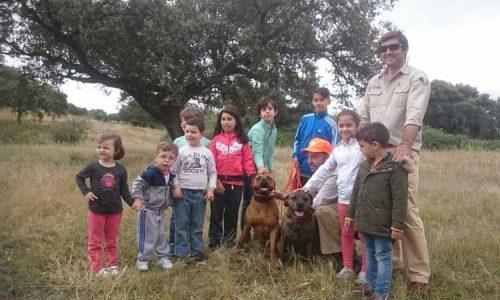 AEPES presente en la III convivencia caza y campo que organiza JUVENEX