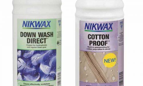Las mejores prendas impermeables gracias a Nikwax