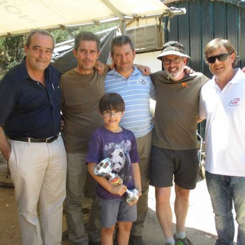 Campeonato autonómico de recorridos de caza con arco de Madrid