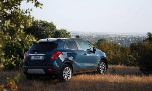 Probamos el Opel Mokka 1.6 CDTI Excellence 4×4