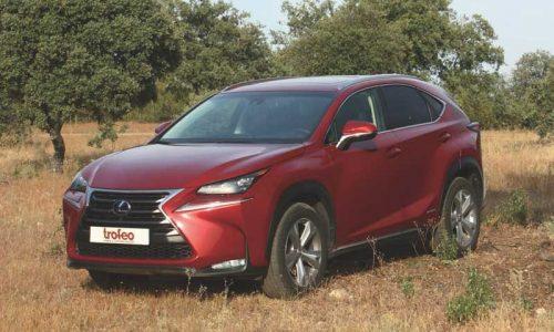 ¿Cómo es el Lexus NX300h Luxury 4WD?