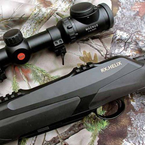 Rifle de cerrojo Merkel RX. Helix