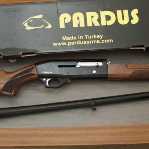 Escopeta Pardus FIX, una semiautomática a un precio sin competencia