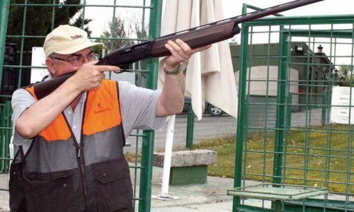 Probamos la escopeta Winchester SX3 Field Black Shadow.