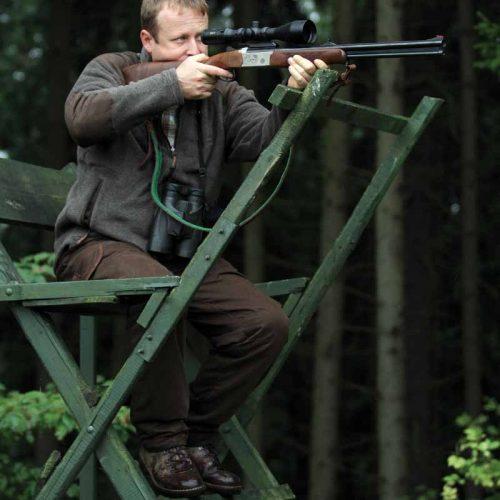 Combinado de rifle y escopeta BRNO