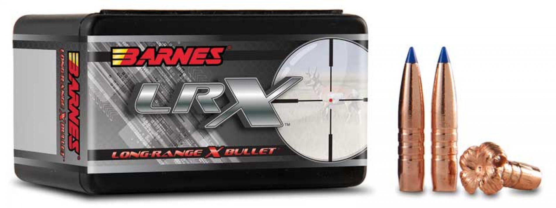 Munición Barnes LRX para caza a muy larga distancia