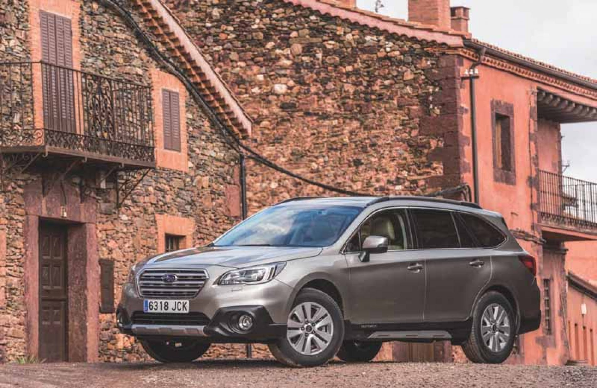 Subaru Outback 2.0D Lineartronic Executive Plus