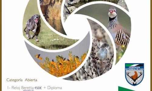 Cuarta edición del concurso Caza Fotográfica de FEDEXCAZA